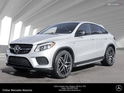 Pre-Owned 2019 Mercedes-Benz GLE GLE43 AMG AWD 4MATIC®