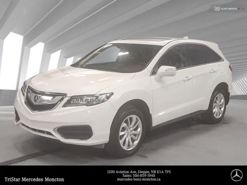 Pre-Owned 2018 Acura RDX All Wheel Drive Crossover
