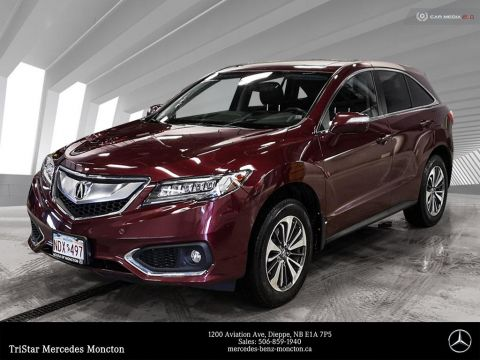 Pre-Owned 2017 Acura RDX All Wheel Drive Crossover