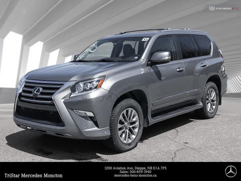 Pre-Owned 2014 Lexus GX 460 Four Wheel Drive SUV