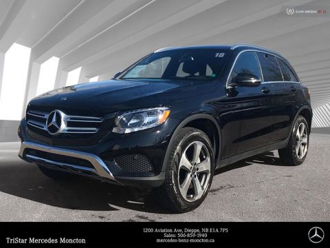2018 Mercedes-Benz GLC GLC300