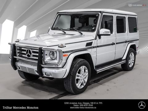 Pre-Owned 2015 Mercedes-Benz G-CLASS G550 AWD 4MATIC®